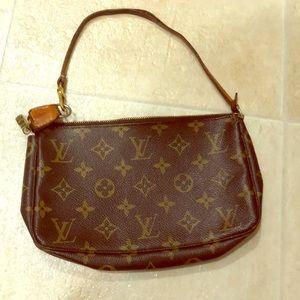 Louis Vuitton mini shoulder purse